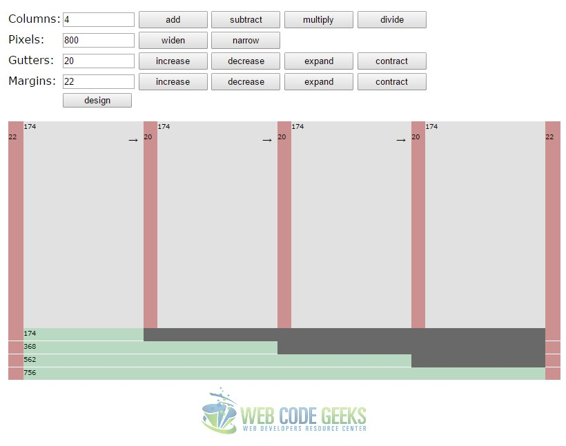 HTML5 and CSS3 Code Generator Tools List | Web Code Geeks - 2019