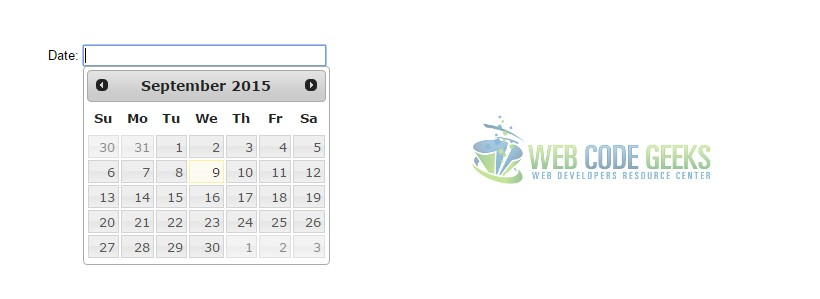 Simple Jquery Timepicker Example