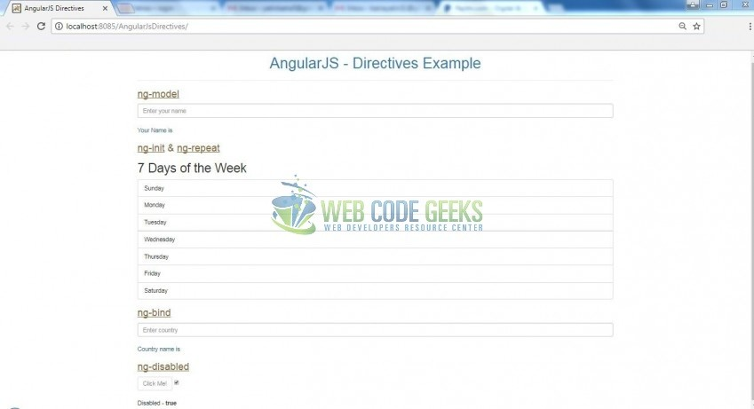 Fig. 7: Angular Directives