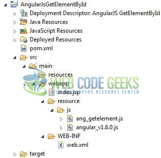 AngularJS Get Element by Id Example | Web Code Geeks - 2019