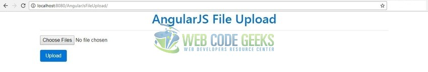 AngularJS File Upload Example | Web Code Geeks - 2019