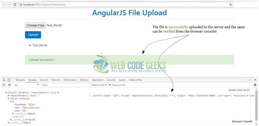 AngularJS File Upload Example   Web Code Geeks - 2019