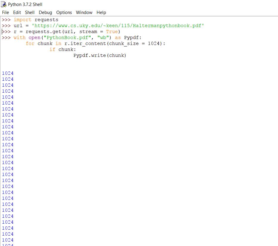 Módulos de Python